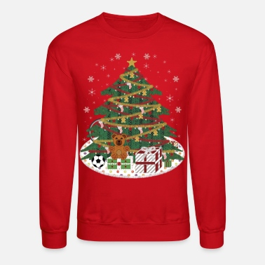 Christmas Tree Sweater - Crewneck Sweatshirt