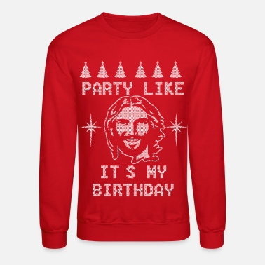 Ugly Christmas Sweater - Unisex Crewneck Sweatshirt
