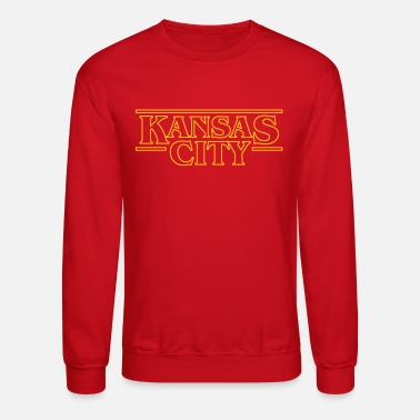 Kansas City Kansas City Yellow - Crewneck Sweatshirt