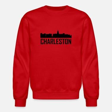 Charleston Sc Charleston South Carolina City Skyline - Unisex Crewneck Sweatshirt