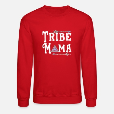 Tribe Tribe Mama Tshirt for Mom of Tribe - Crewneck Sweatshirt