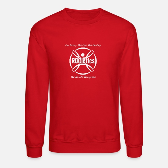 Nature Hoodies & Sweatshirts - New Design Rocformation Best Seller - Unisex Crewneck Sweatshirt red