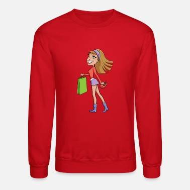 Shops Shopping - Crewneck Sweatshirt