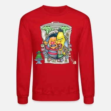 00581fd58edd Evil Clown Ernie N  Bert Men s T-Shirt