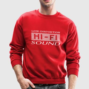 audio - Crewneck Sweatshirt