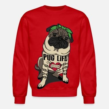 Shop Pug Hoodies   Sweatshirts online  026aedc9c
