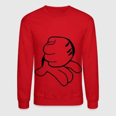 Hand Mickey Hands - Crewneck Sweatshirt