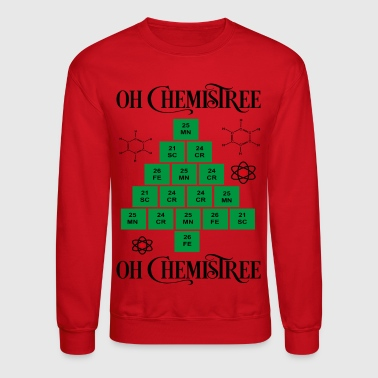 chemistree - Crewneck Sweatshirt