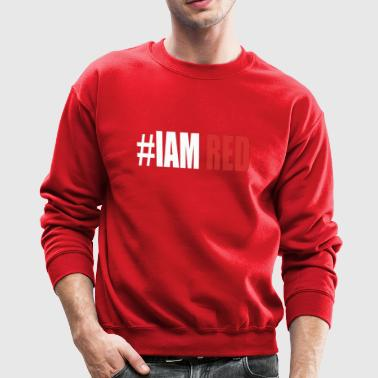 IAM RED - Crewneck Sweatshirt