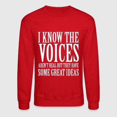Voice Voices - Crewneck Sweatshirt