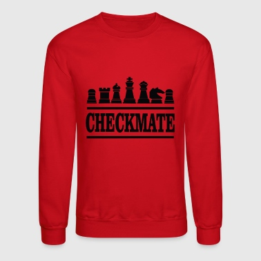 checkmate - Crewneck Sweatshirt