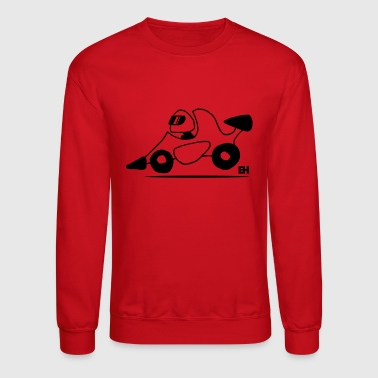 Race car - Crewneck Sweatshirt