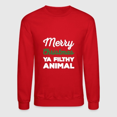 Merry Christmas Sweatshirt - Crewneck Sweatshirt