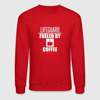 Lifeguard Lifeguard Fueled By Coffee - Crewneck Sweatshirt
