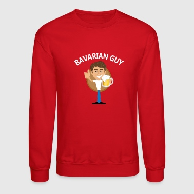 Bavarian Guy - Crewneck Sweatshirt