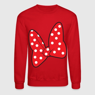 minnies_bow - Crewneck Sweatshirt