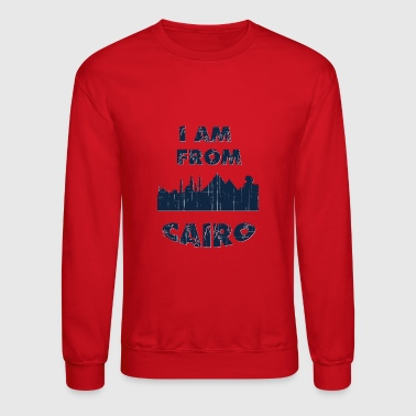 Cairo I am from - Crewneck Sweatshirt