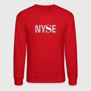 NYSE New York Stock Exchange - Crewneck Sweatshirt