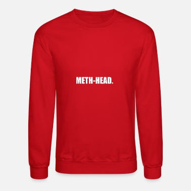 Meth METH-HEAD - Crewneck Sweatshirt