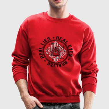Real Eyes Realize - Crewneck Sweatshirt