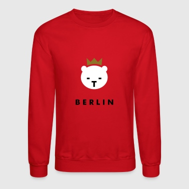 Teddy Berlin Bear - Crewneck Sweatshirt