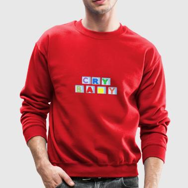 Cry Baby Blocks - Crewneck Sweatshirt