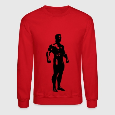 bodybuilder - Crewneck Sweatshirt