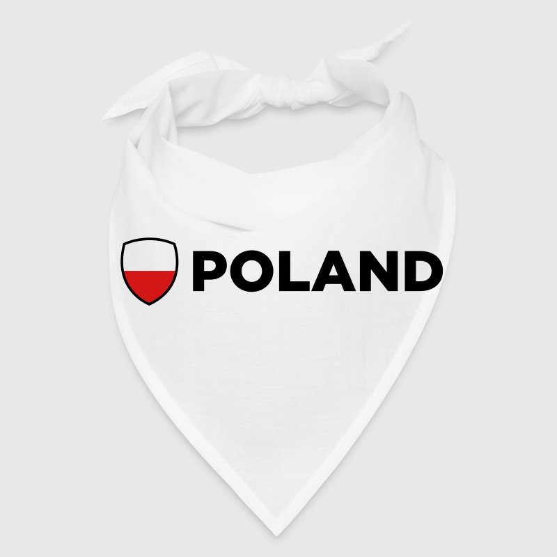 National Flag of Poland - Bandana