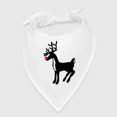 rudolph the red nose reindeer - Bandana