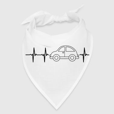 My heart beats for cars - Bandana