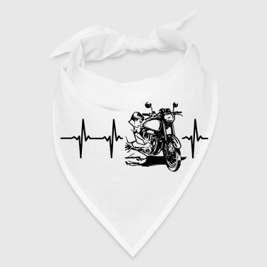 My heart beats for mechanics - Bandana