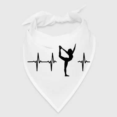 My heart beats for ballet - Bandana
