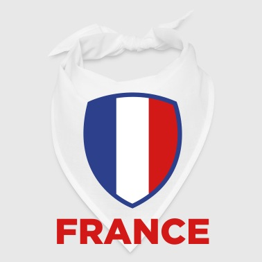 National Flag of France - Bandana