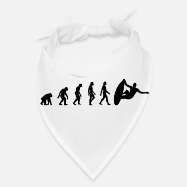 Surf The Evolution of Surfing - Bandana