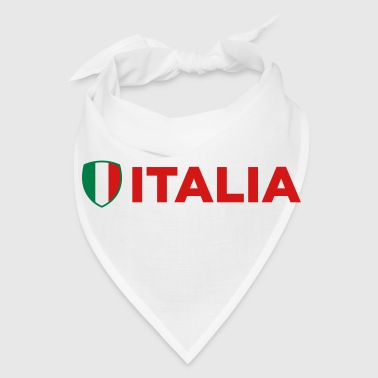 National Flag of Italy - Bandana