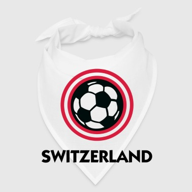 Football crest of Switzerland - Bandana