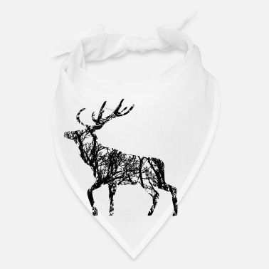 Deer in the forest - Bandana