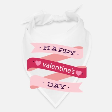 Affection Cute & Romantic Happy Valentine's Day - Bandana