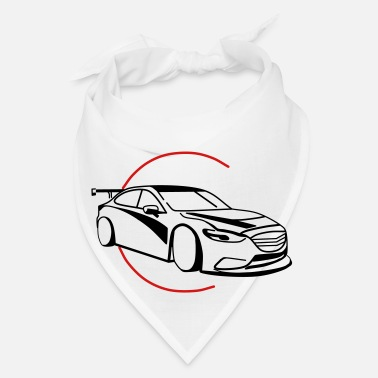 Vehicle Car,Renner,Sportscar,Vehicle,V8 - Bandana