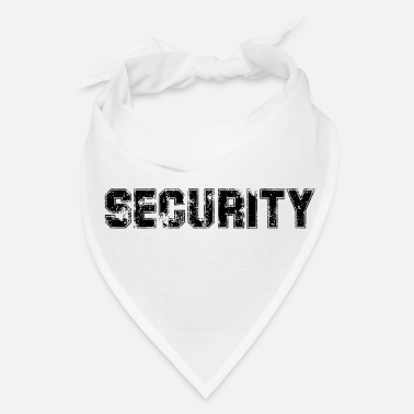 Bodyguard Security - Bodyguard - Bandana