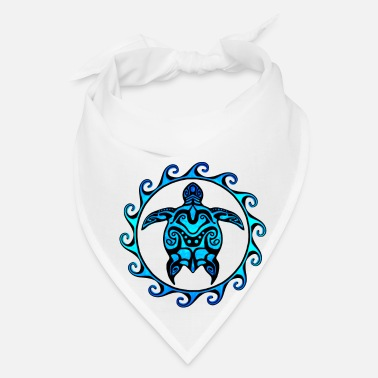 Sea Hawaiian Turtle - Bandana