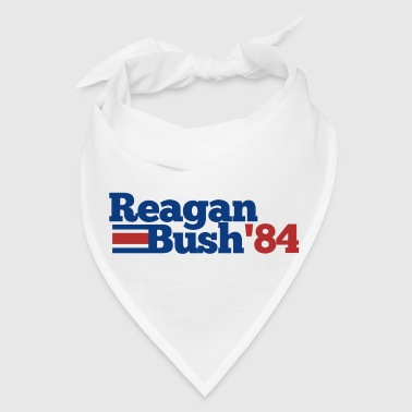 Reagan Bush 84 - Bandana
