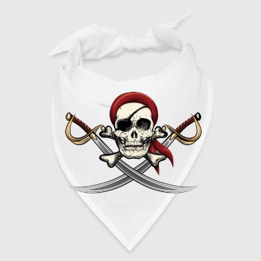 Pirate Skull  - Bandana