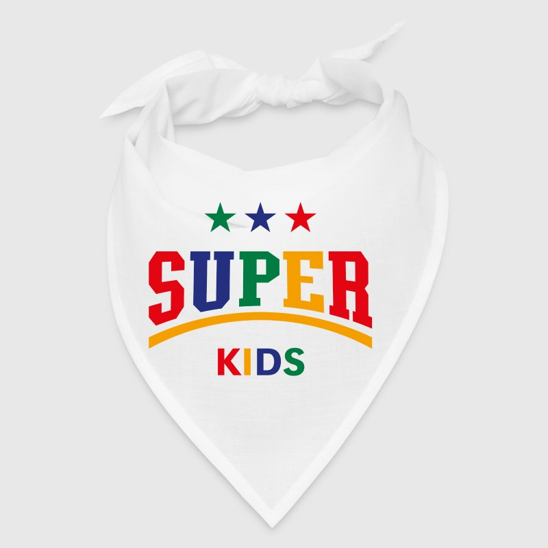Super Kids (PNG) - Bandana