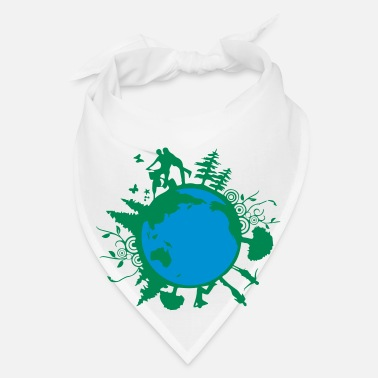 Earth Day earth day family - Bandana