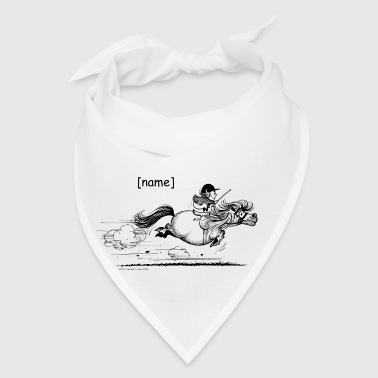 PonySprint Thelwell Cartoon - Bandana