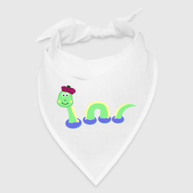 Loch Ness Monster - Bandana