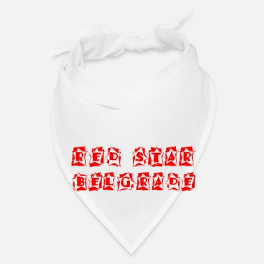 Belgrade Red Star Belgrade - Bandana