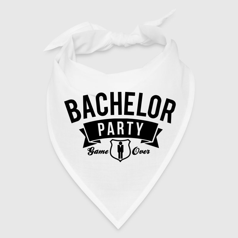bachelor party - Bandana