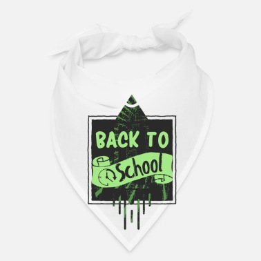 School Back to school - Bandana